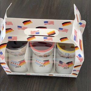 Christkinl  Market trio mug set